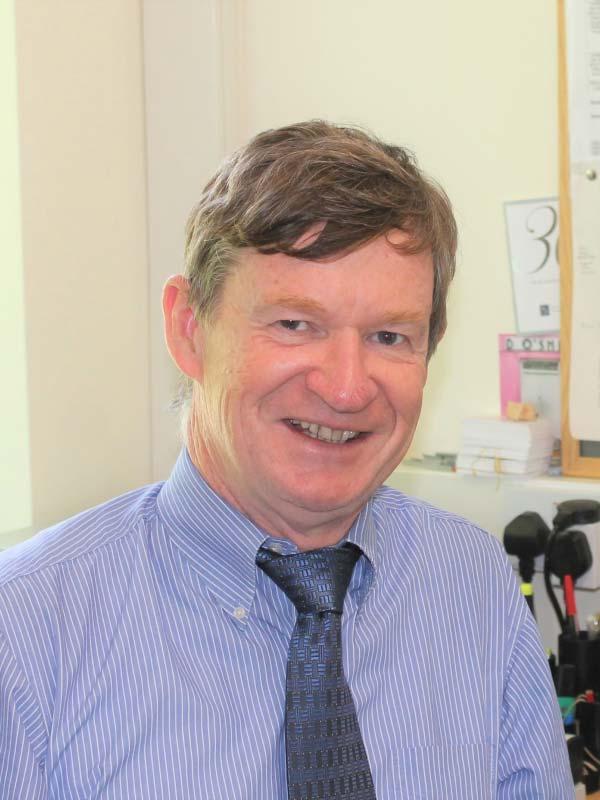 member Dr. Conor O'Shea
